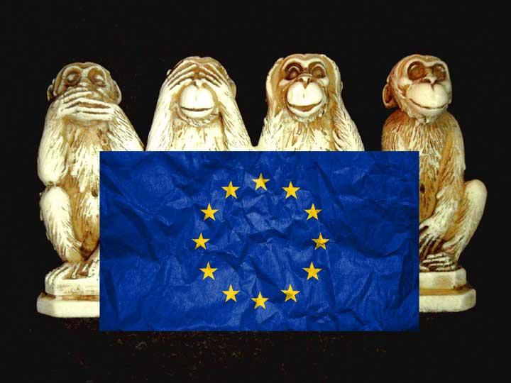 europa sprachlos