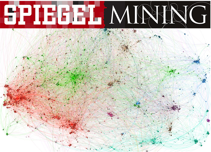 Lügenpresse Spiegle Mining