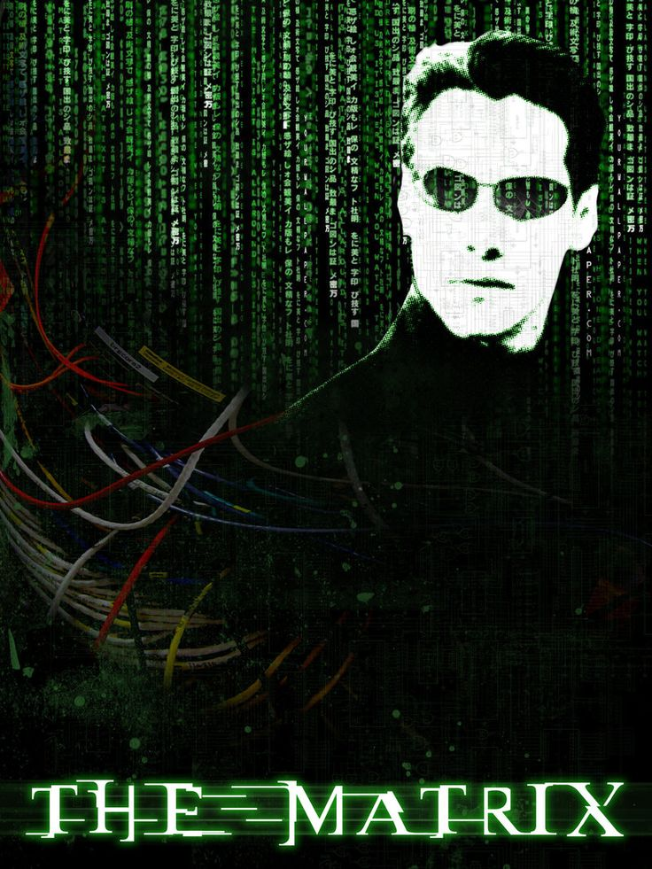 Matrix Film Wilber